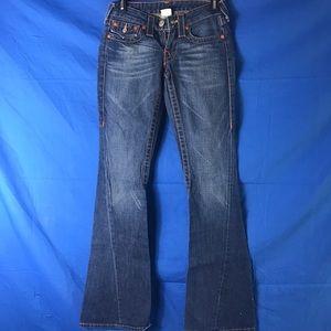 True Religion 5 pocket Jeans